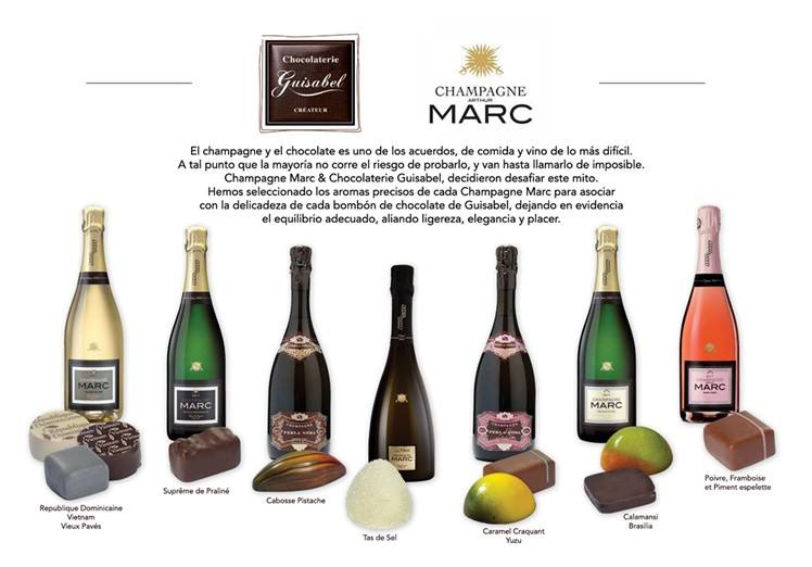 Champagne & Chocolat